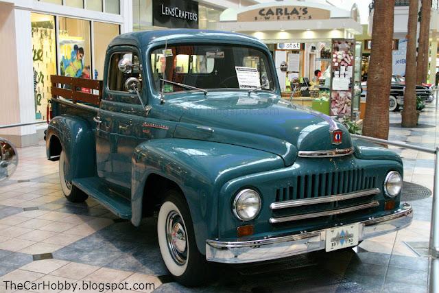Spotted International Harvester L 110 Pickup Truck The