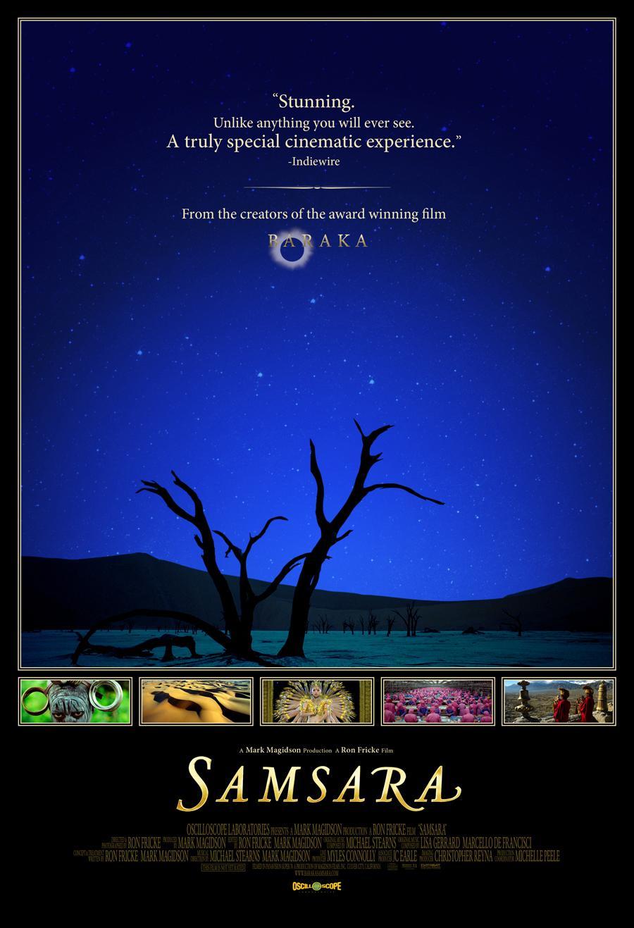 Watch Samsara Movie Online Free 2012
