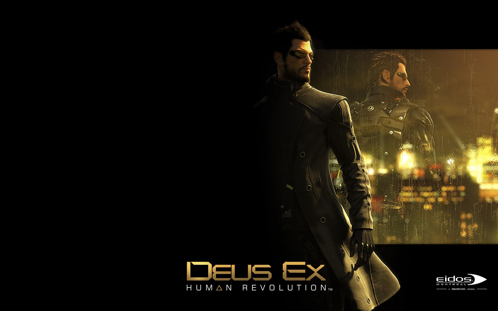 game and comics wallpapers dues ex human revolution