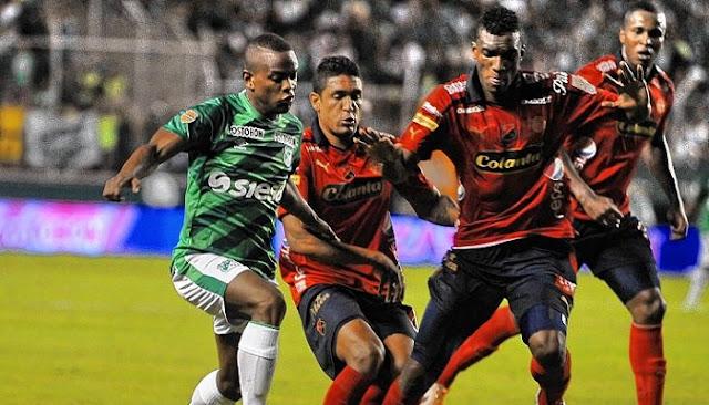 Deportivo Cali vs Medellin en vivo