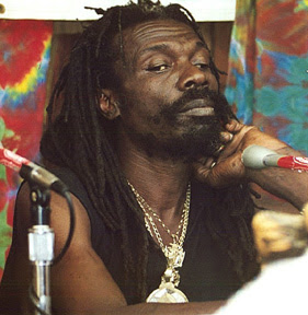 Burning Spear Jah Is My Driver