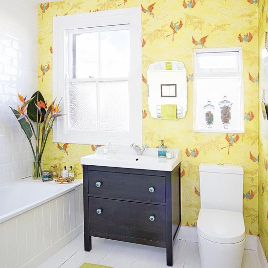 Gelb und Türkis – die erfrischende Farbkombination für jeden Einrichtungsstil