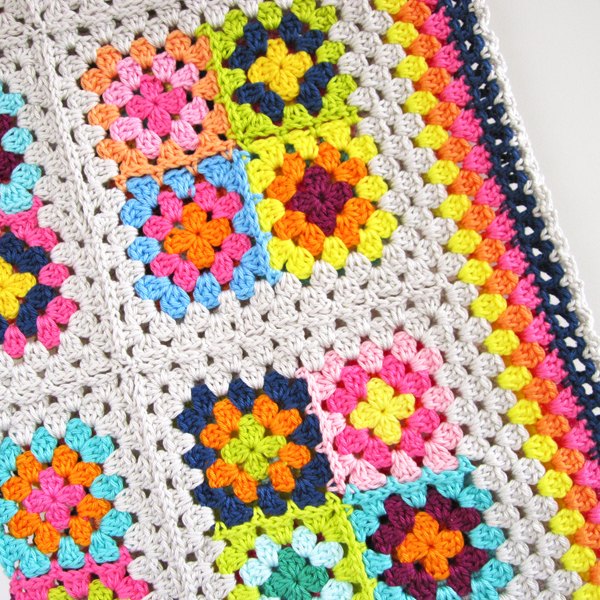 Color n Cream Crochet and Dream: Crochet Pattern Granny ...