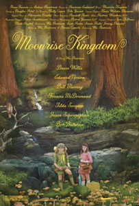 Poster original de Moonrise Kingdom