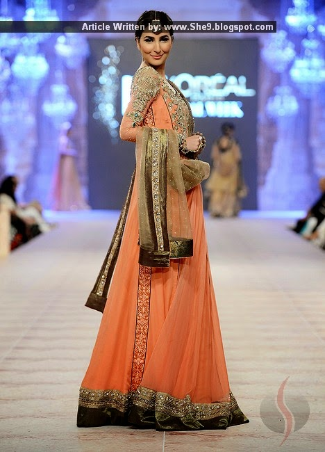 Asifa Nabeel Bridal Suits