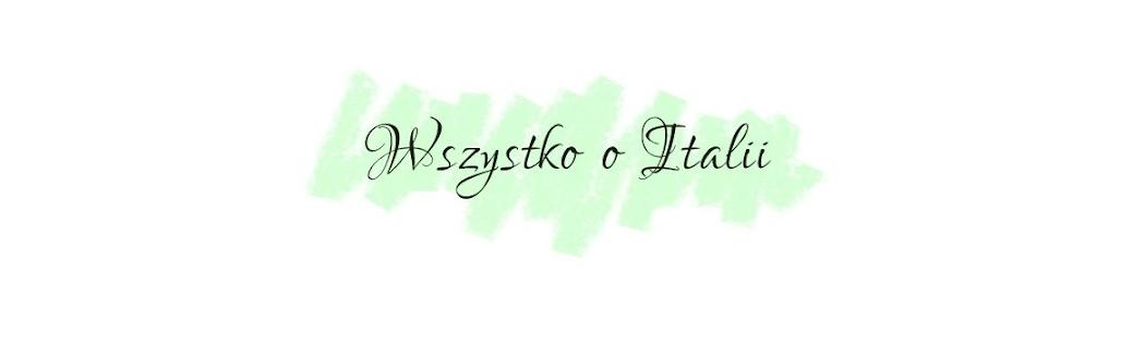Wszystko o Italii