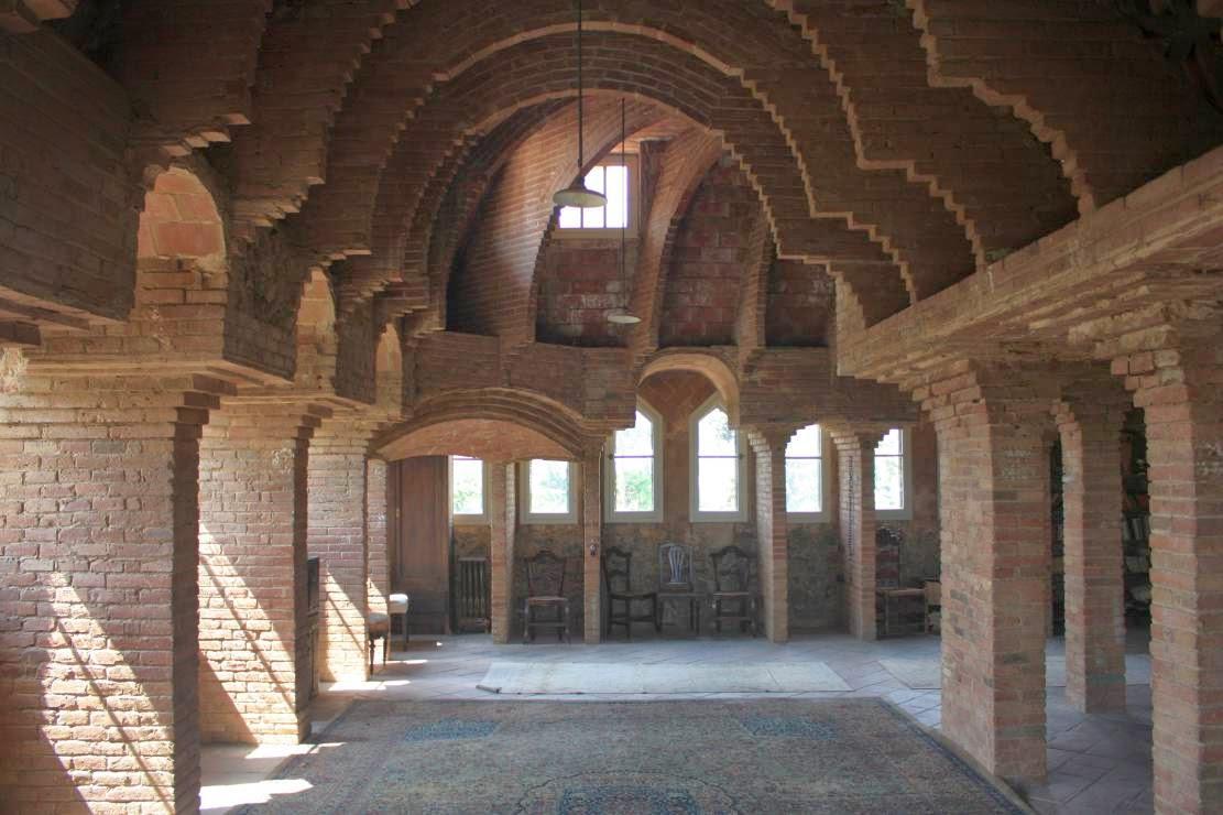 Sala dels Maons in Torre Bellesguard
