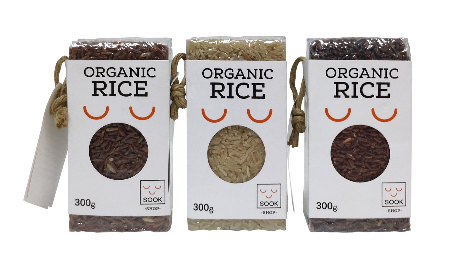 Sook Rice On Packaging Of The World Creative Package Design Gallery