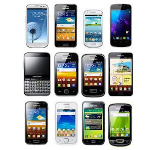 Daftar Harga Terbaru Samsung Galaxy Android Juli 2013