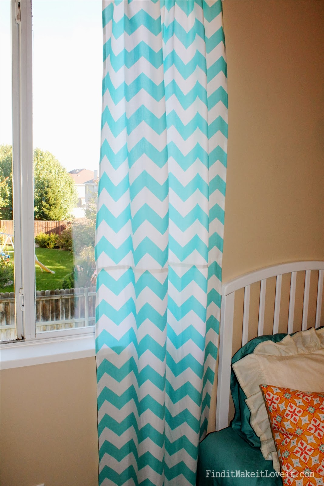 Easy Chevron Curtains  Find It, Make It, Love It. Ceiling Images Living Room. Ceiling Ideas For Dining Room. Wall Shelves Dining Room. Living Room Floor Plan Design. Western Living Rooms. Living Room Display Cabinets. Best Prices On Living Room Furniture. Designer Dining Room Chairs