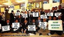 Kebangkitan Rakyat ala ala mesir telah bermula di Parlimen lagi