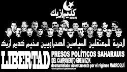 SOLIDARIDAD PRESOS POLITICOS EN HUELGA DE HAMBRE