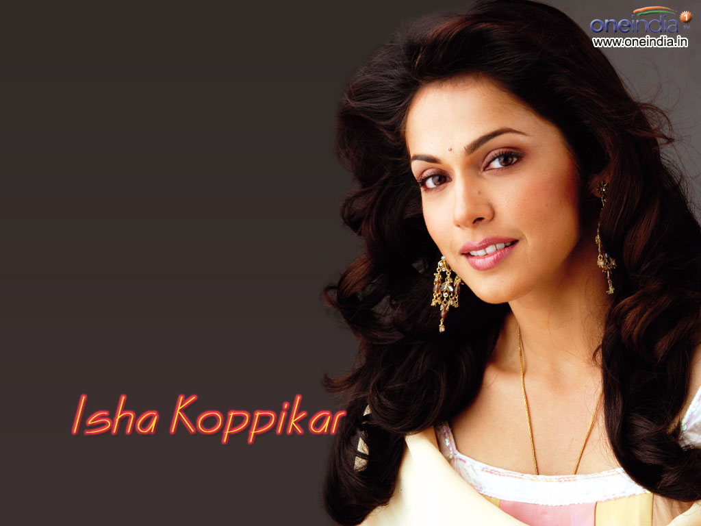 bollywood actresses isha koppikar