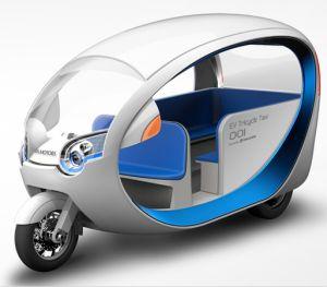 Image result for kendaraan electrik kubo