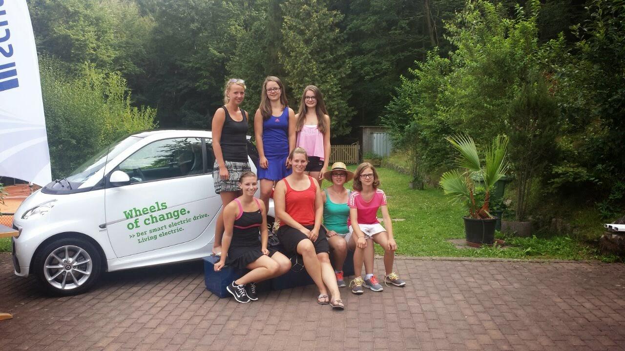 Larissa Wiegand zweite beim Wartburg-Cup / Tisha Anders gewinnt Schade-Cup