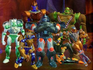 Transformers: Beast War