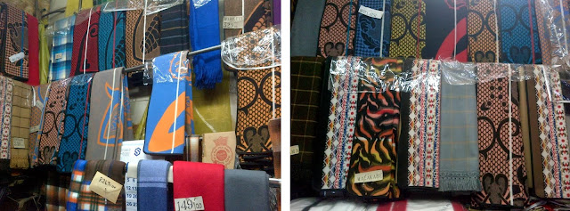 Basotho Blankets  - Pure Wool  - the real deal