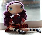 стрекоза, моя самая первая кукла