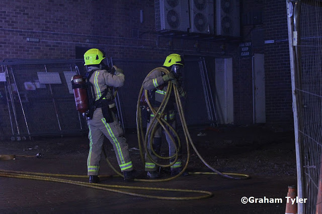 Mode 1 Morley street BA crews
