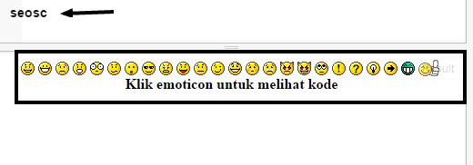 Cara Memasang Emoticon Bagus Di Komentar Blog