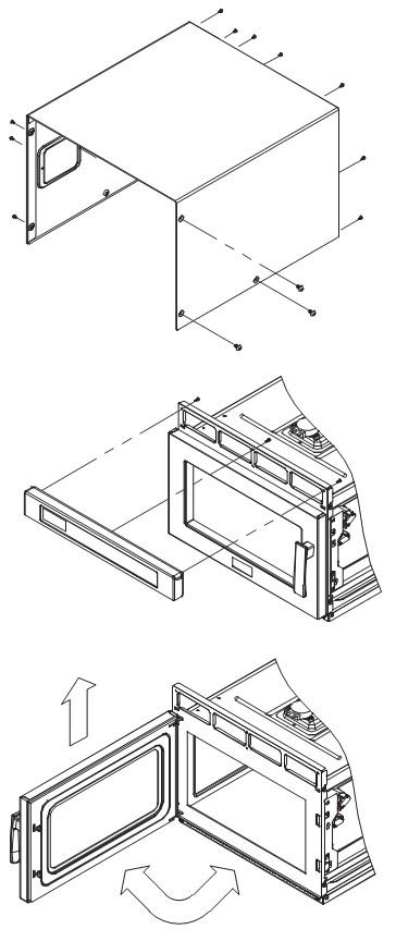 how to disassemble daewoo kom