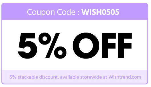 Click Here to Buy From Wishtrend!