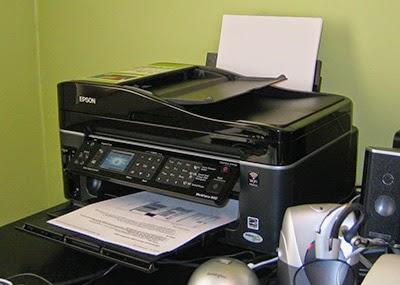 Epson WorkForce 600