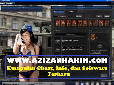 Cheat Point Blank PB 24 Mei 2012 Fullhack, WallHack Terbaru Update