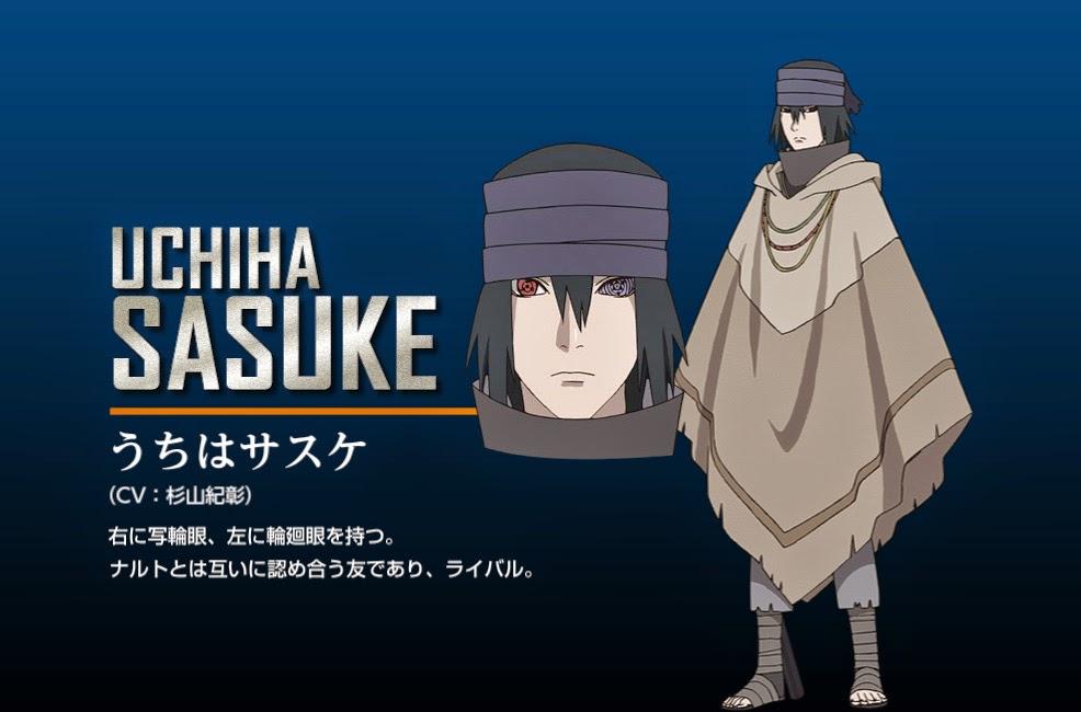 Uchiha Sasuke The Last Movie