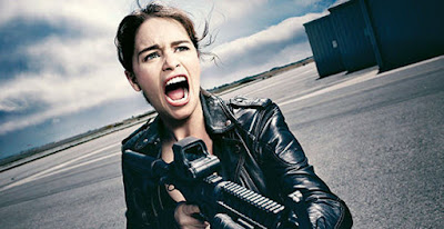 Blog-blaster hit hollywood film Terminator Genisys released pirated copy