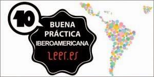 Tenemos el sello Leer.es para nuestro proyecto colaborativo PALABRAS AZULES