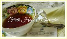Faith, Hope, and Cherry Tea