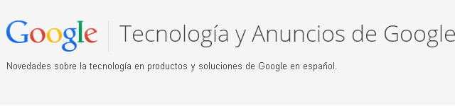 Tecnología y Anuncios Google
