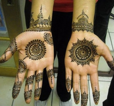 Latest mehndi designs for this season health care beauty tips