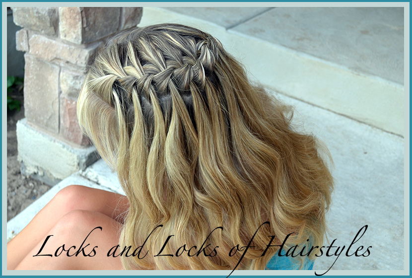 Locks And Locks Of Hairstyles Quick And Easy Video Tutorials How