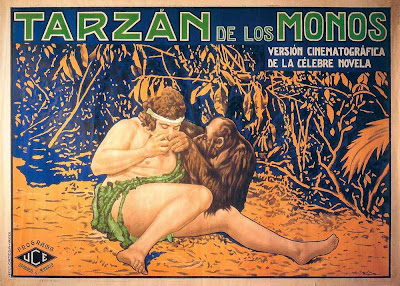 Tarzán de los monos | 1918 | Tarzan of the Apes