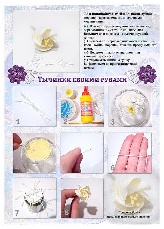 Изготовление своими руками цветы из ткани