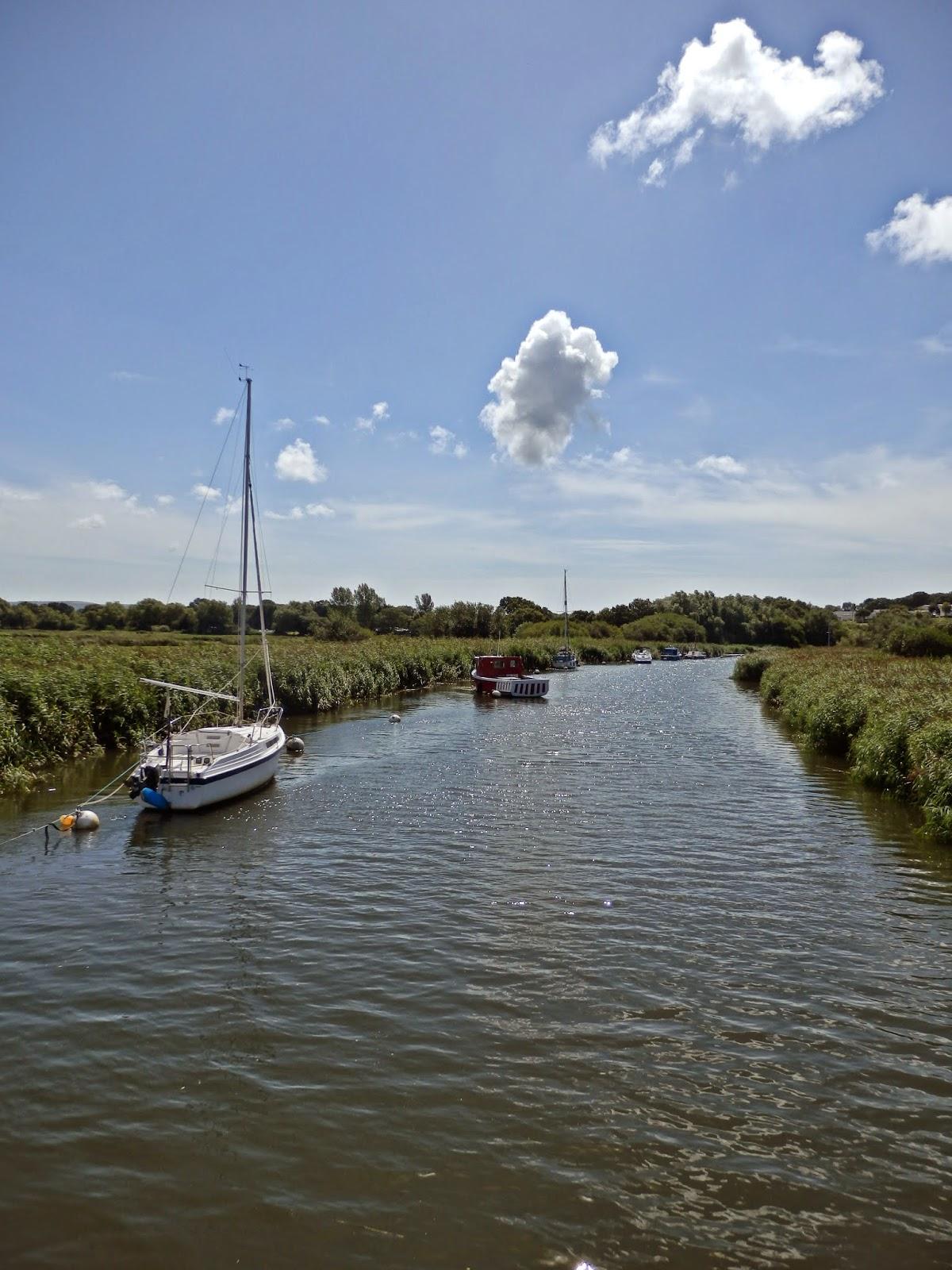 River Frome, Wareham Dorset