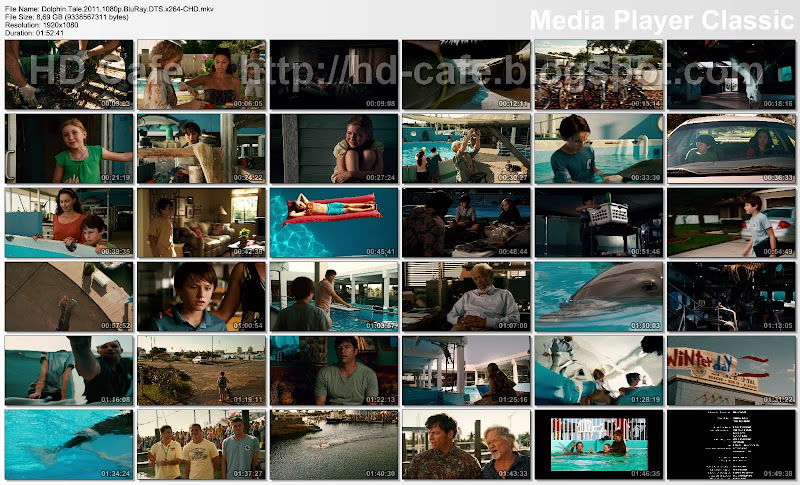 Dolphin Tale 2011 video thumbnails