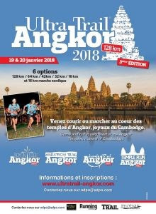ULTRA TRAIL ANGKOR 2018