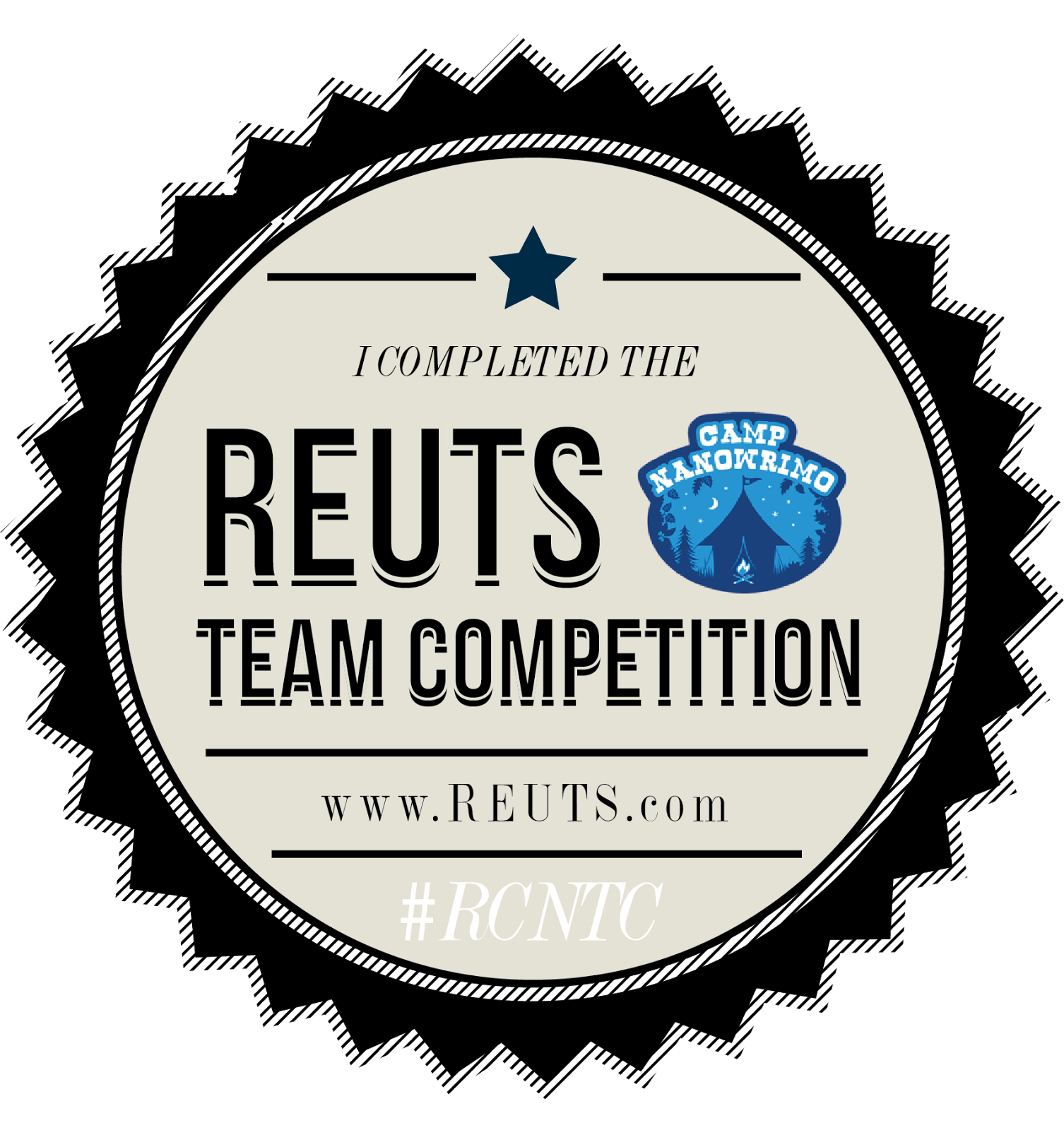 Thank you, Team REUTS!