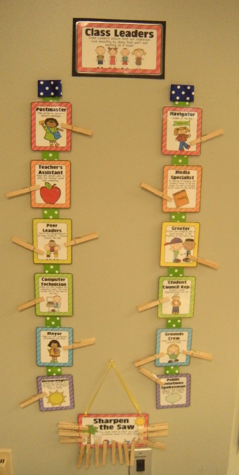 little lovely leaders classroom complete these jobs target leadership classrooms i am super excited about them i tried to use real jobs as the job titles for example rather than line leader