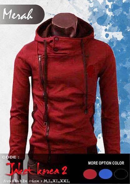 Jaket Harakiri Merah