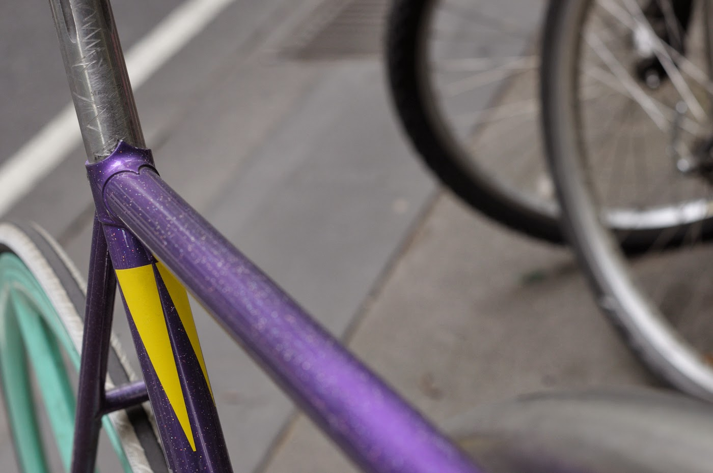 Tim macauley, the biketorialist, biketorialist, IRIBE, single speed, custom, Melbourne, Australia, the light monkey collective, frame, Columbus, respoke, njs, dura-ace, shimano, track frame