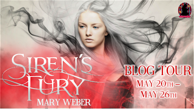 SIREN'S FURY blog tour with Giveaway!!