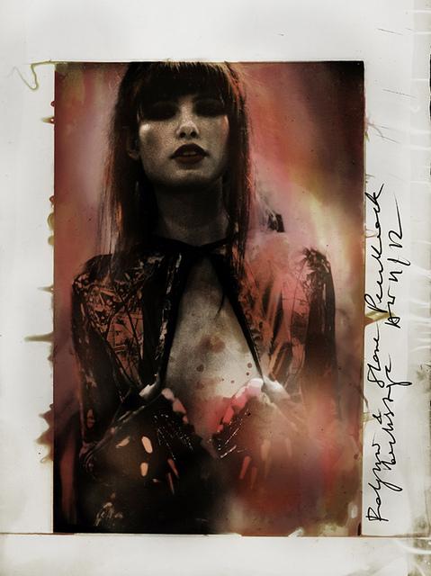 Doctor Ojiplático. Paulina Otylie Surys. Belleza Oscura