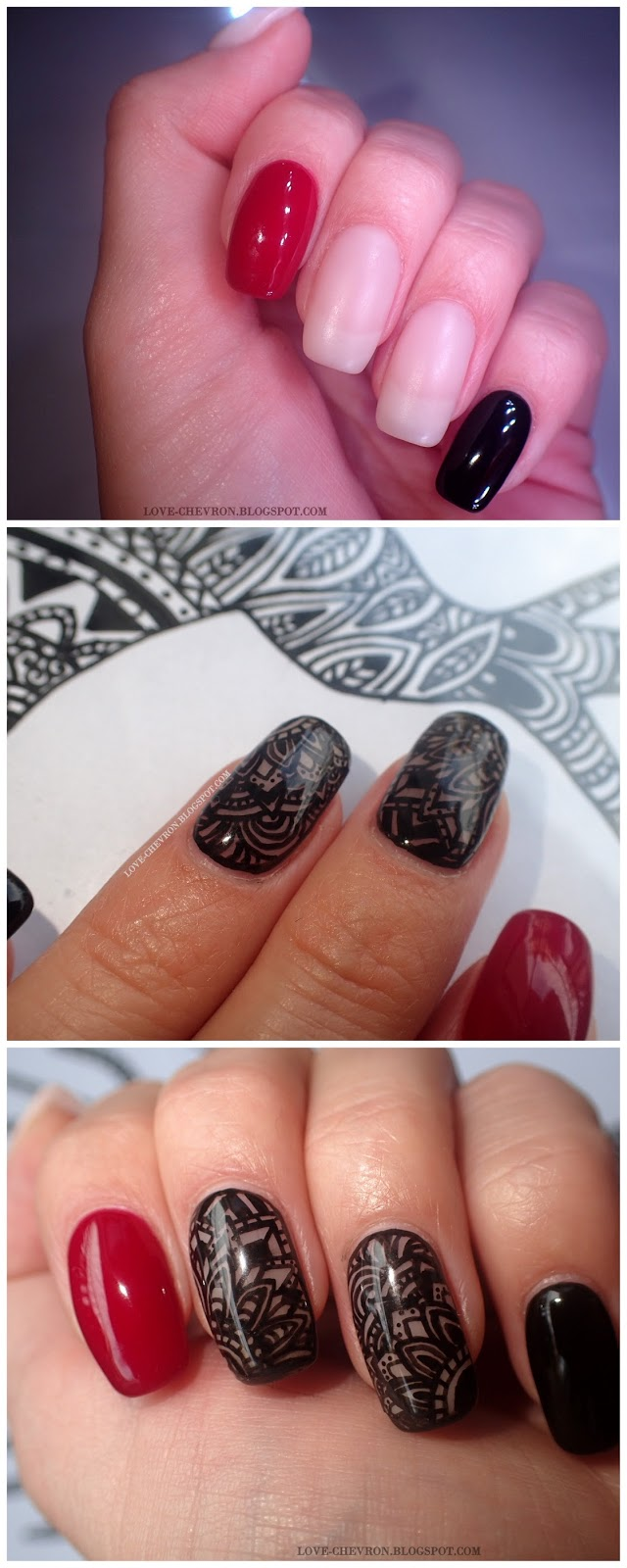 manicure hybrydowy z rapidografem