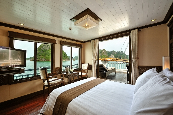 Deluxe Double Cabin - Paradise Luxury Cruise
