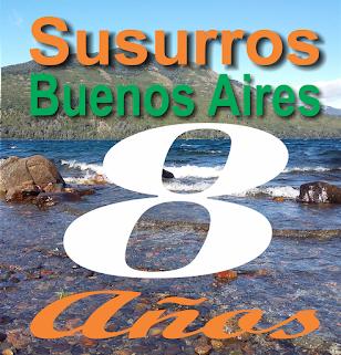 Susurros de Buenos Aires cumple 8 años de vida