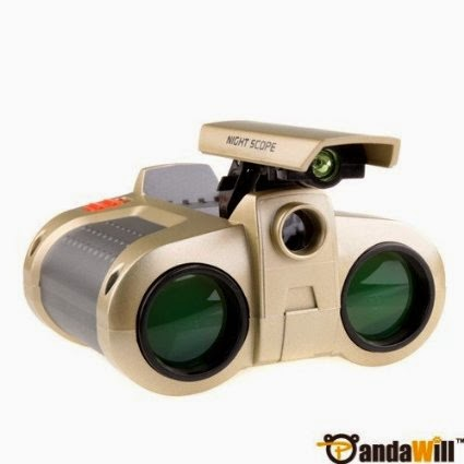 Buy New 4x30mm Day Pop-up Light Night Vision Binoculars Telescope at Rs.449 :Buy To Earn